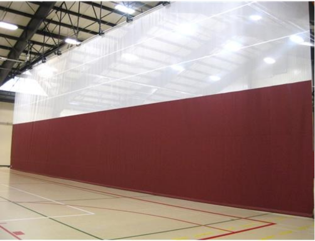 top-roll-gym-divider-curtain