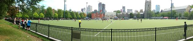 University of Toronto Field Hockey Field