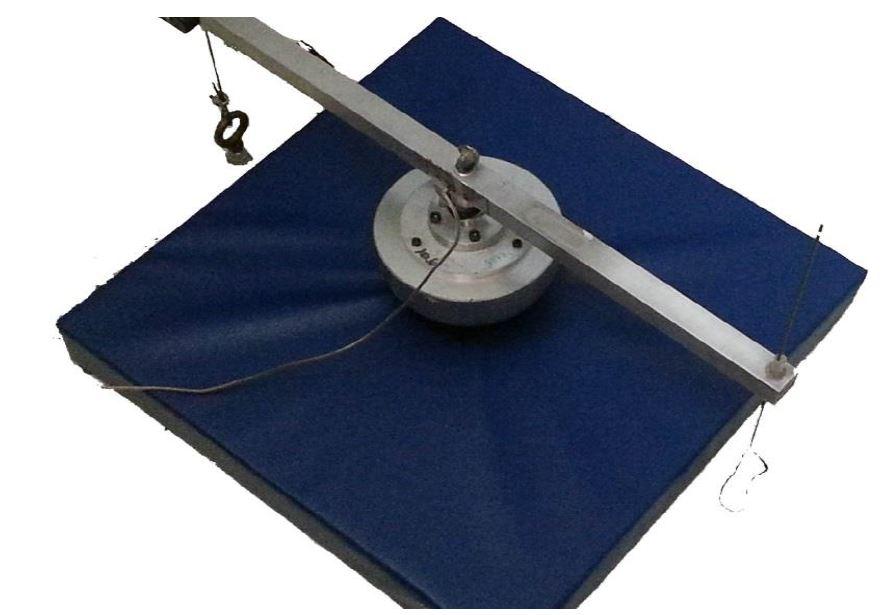 padding-attenuation-testing-apparatus