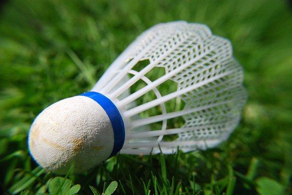 Outdoor Badminton Court
