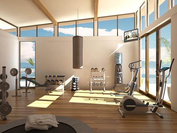 home gymnasium