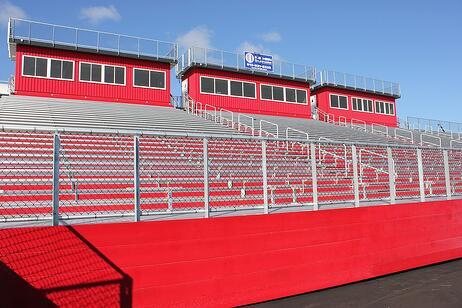 Carleton_University_Grandstands