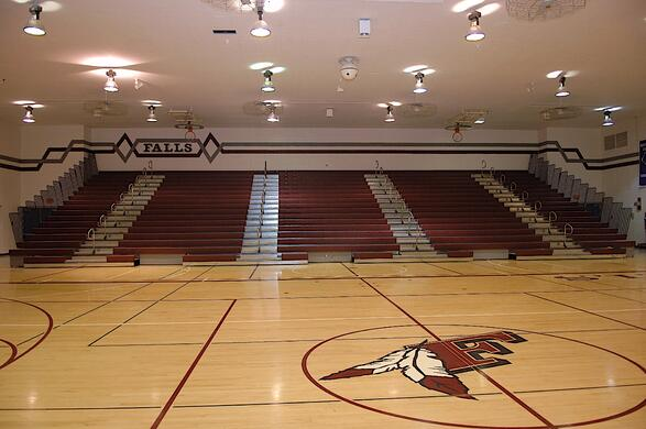 high-school-indoor-bleacher-seating