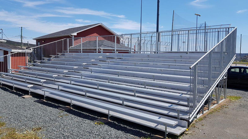 10-tier-aluminum-bleachers-mount-pearl