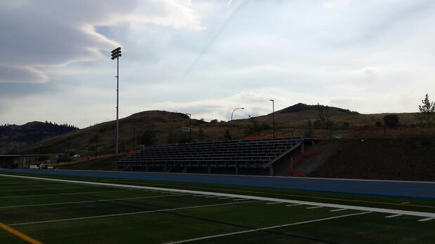 grandstand-bleachers-with-concret-footings-steel-framing
