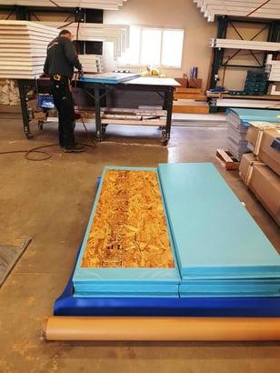 carolina-blue-padding-production