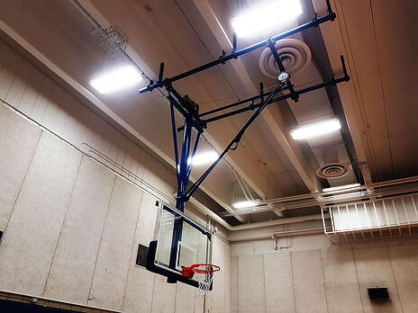George-Brown-Casa-Loma-campus-ceiling-suspended-basketball-systems