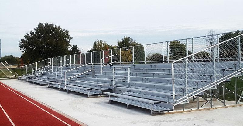 Greater-Fort-Erie-Secondary-School-bleachers