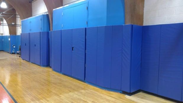 wall-padding-in-gym-fieldston-new-york