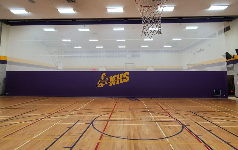 Nepean-High-School-new-gym-divider-curtain