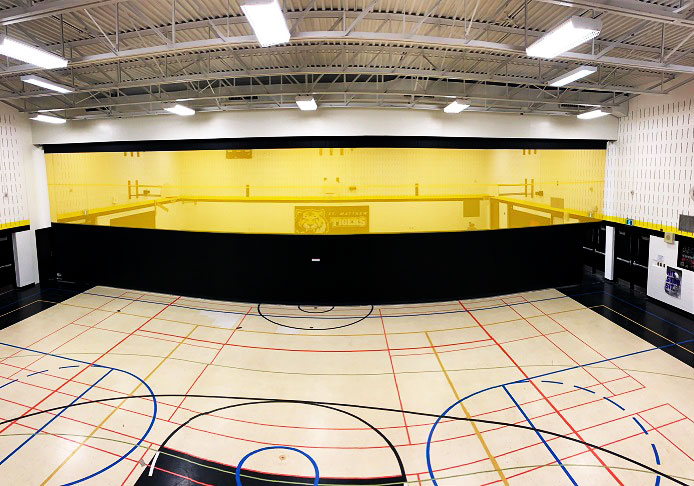 St.-Matthew-gym-divider-installed