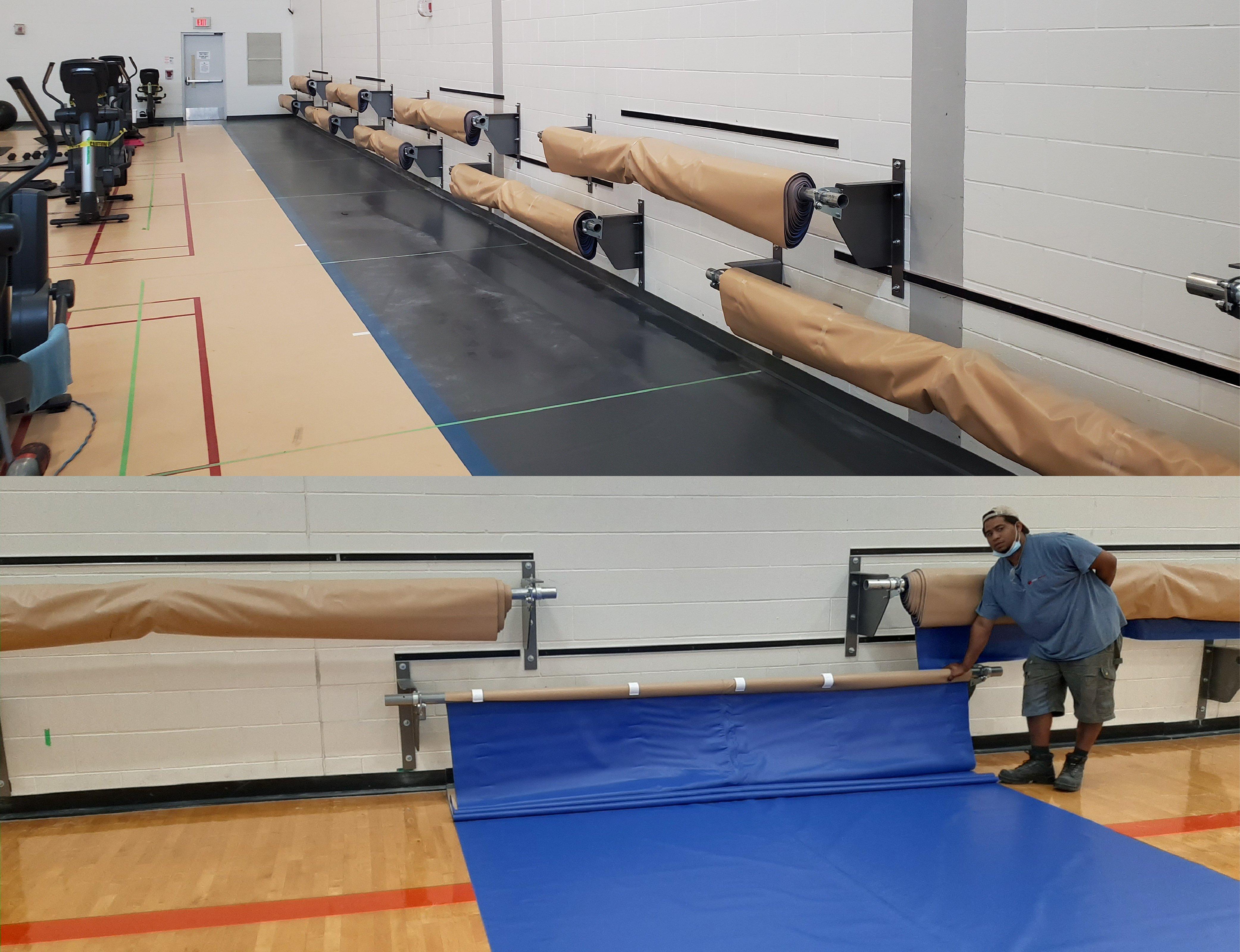 Western U Gym Floor Covers-01