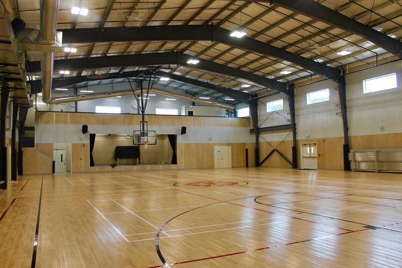 aqam-community-gymnasium
