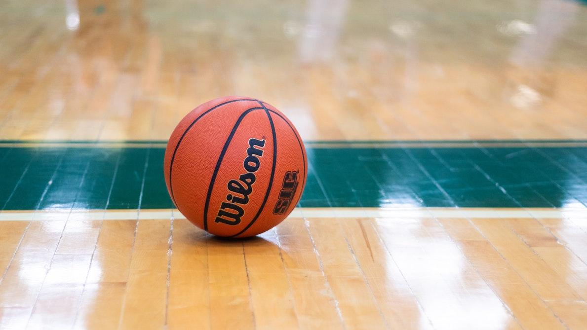 basketball-on-wood-gym-floor