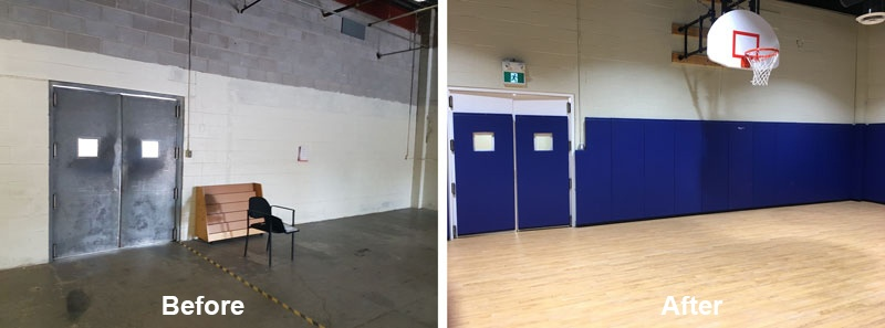 before-and-after-unused-space-transformed-to-gym