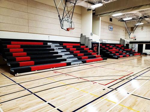 campbellford-high-school-gym-bleachers-open