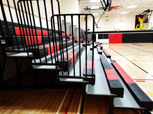 campbellford-high-school-gym-bleachers-side