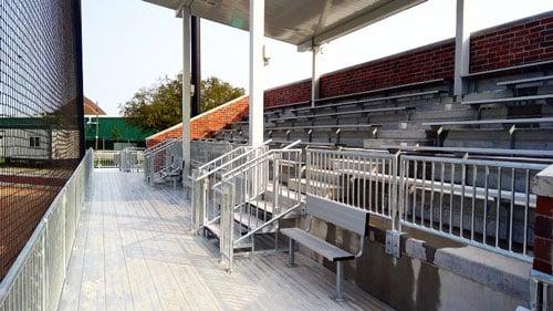 errol-park-wheelchair-platform-grandstands