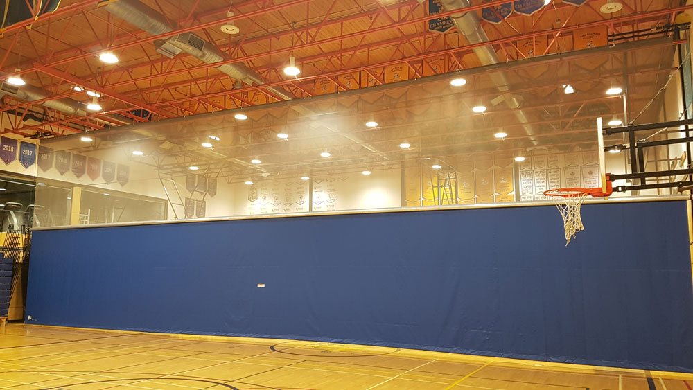gym-divider-curtain-yellowknife