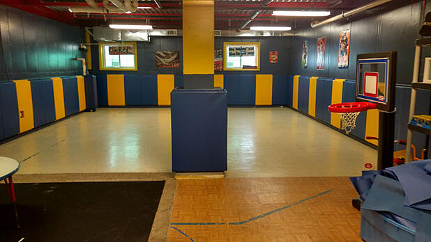 Sports equipment infrastructure sport systems