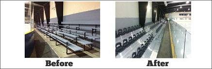 massey-community-centre-arena-bleachers-before-and-after