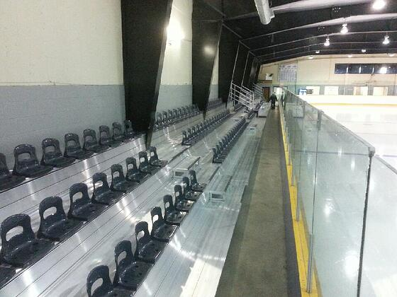 massey-community-centre-arena-bleachers