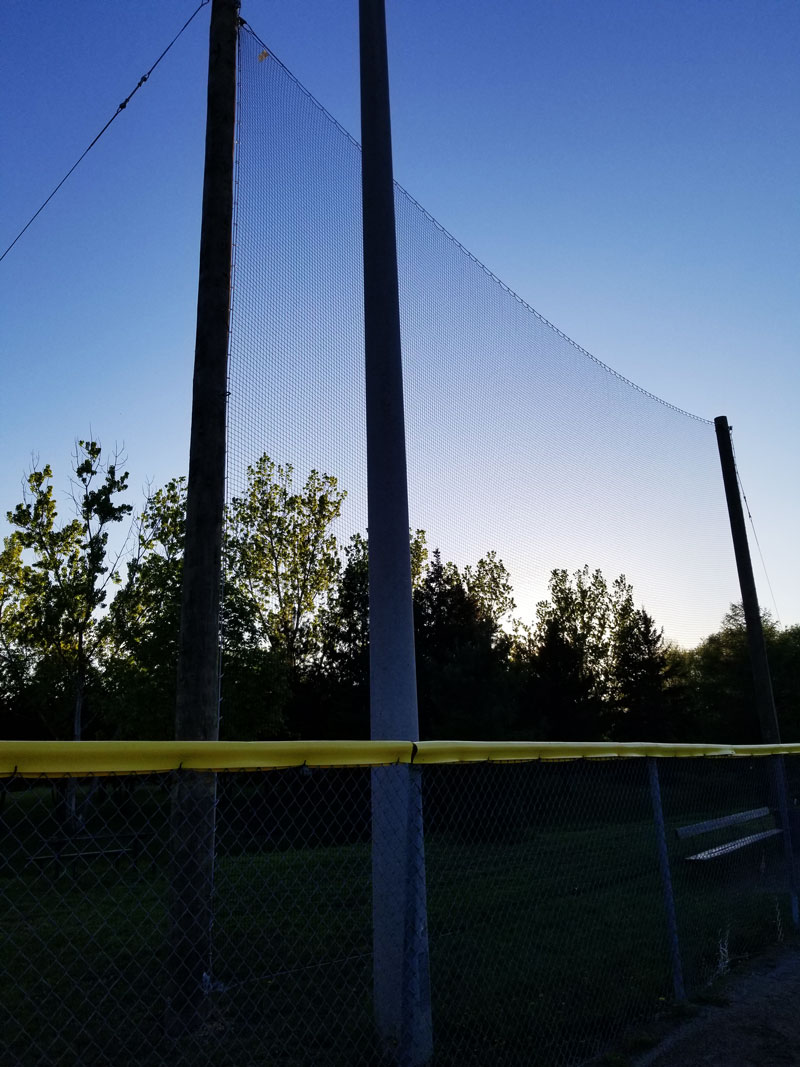 netting-barrier-fitzroy-community-centre