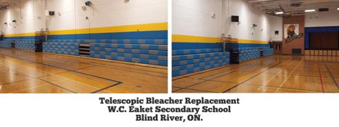 retractable-bleacher-replacement-wc-eaket-secondary-school