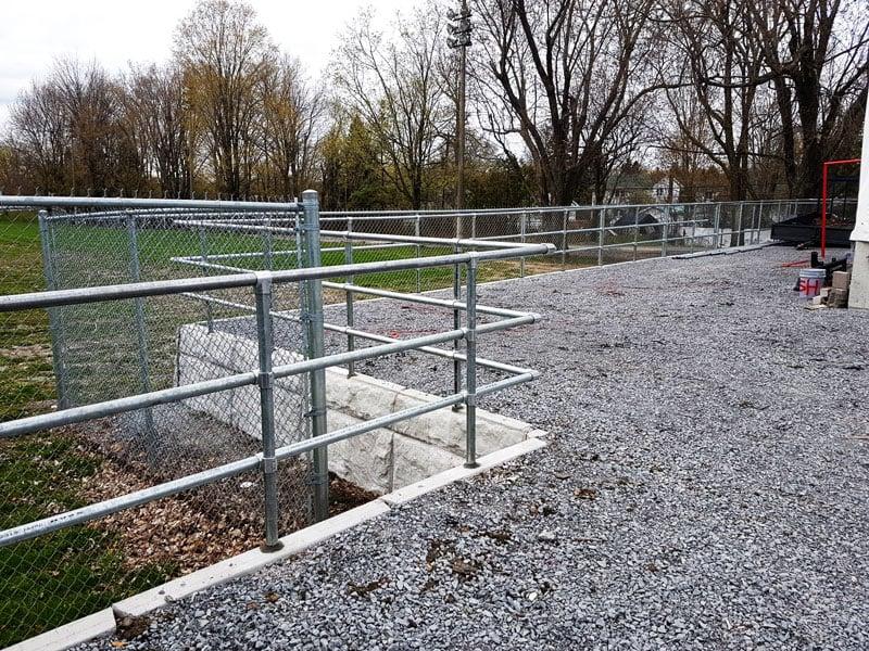 richardson-stadium-guardrailings