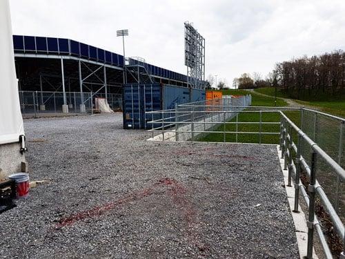 richardson-stadium-guardrails