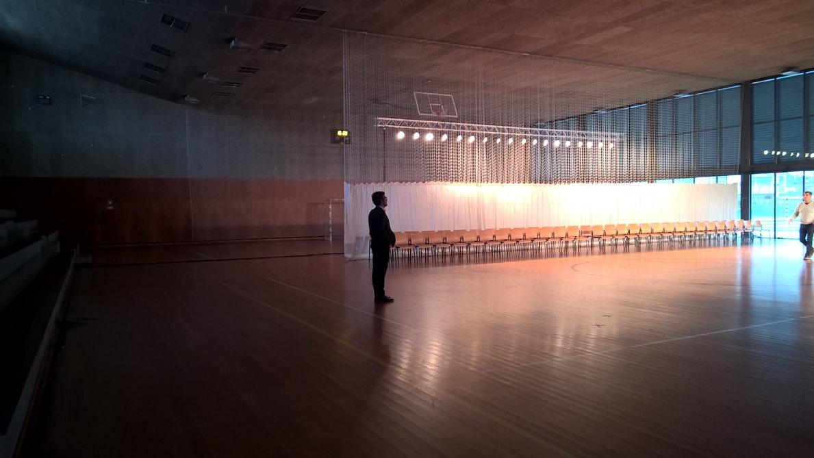 school-gymnasium