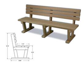 plastic-bench-with-backrest