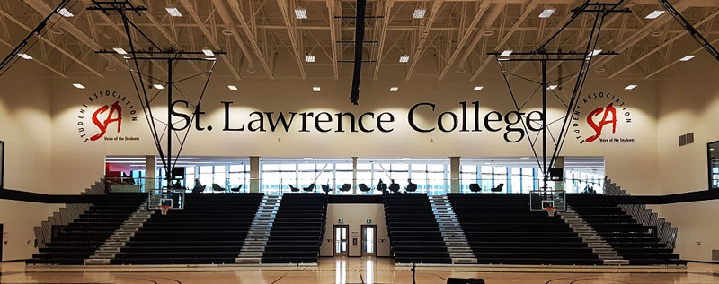 st-lawrence-college-gymnasium-bleachers