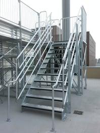 stairwell-roof-top-bleachers-york-university