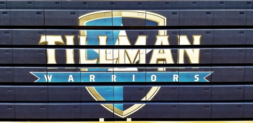 tillman-warriors-digital-logo