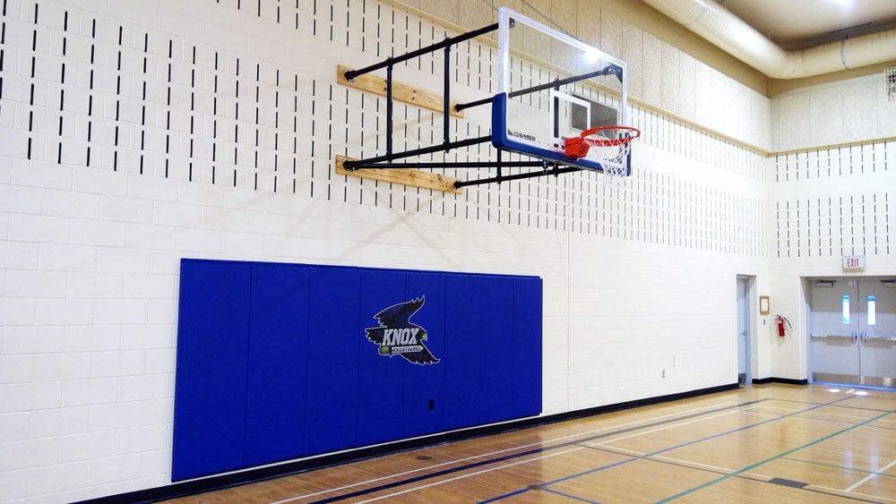 wall-padding-and-basketball-knox-christian-school