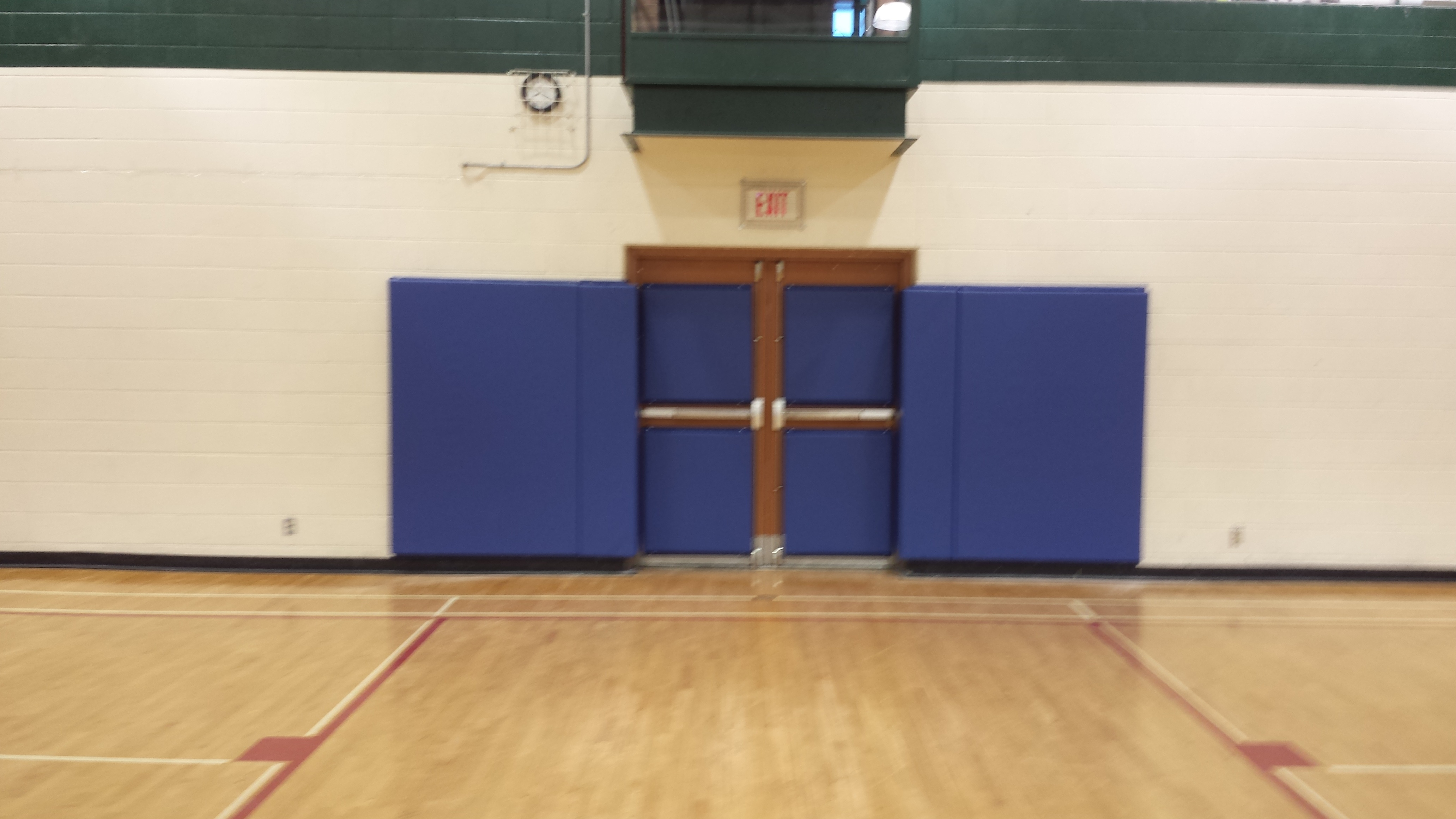 Custom Wall Padding For Six Community Centres In The City
