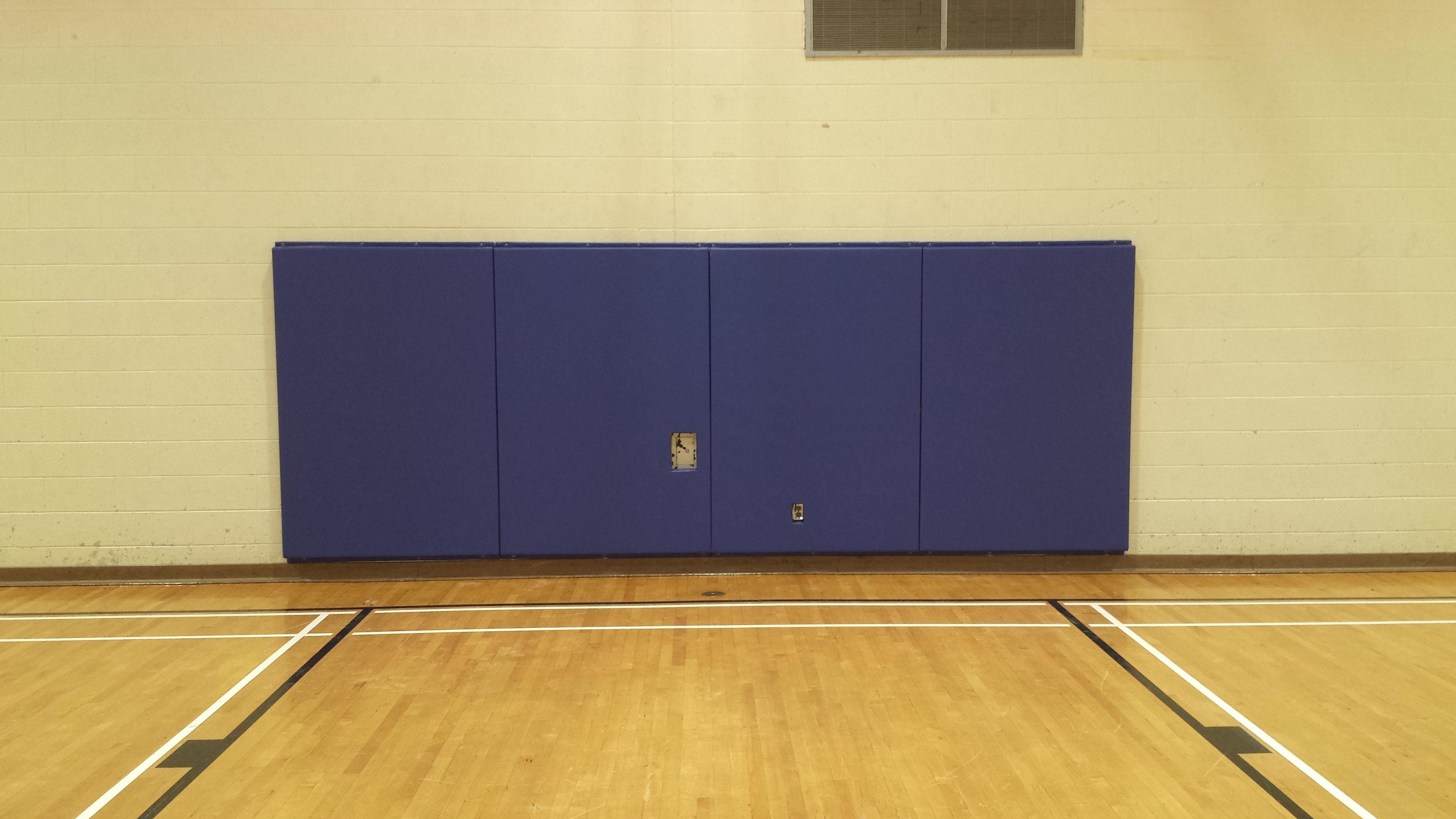 Maple-community-centre-wall-padding